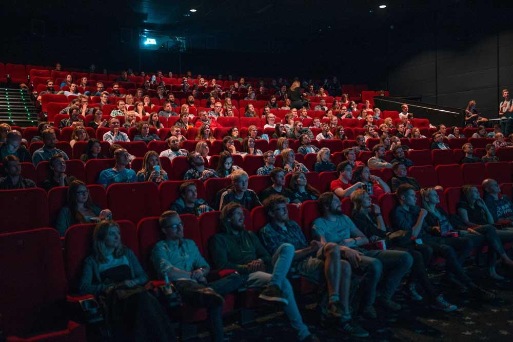 Cinéma cote bleue