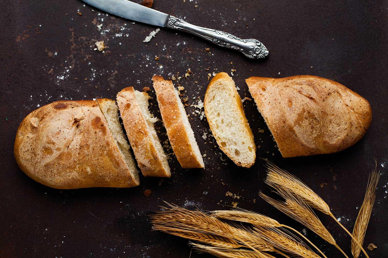 Confection et vente de pain
